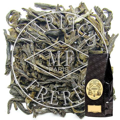 Mariage Frères - 法國瑪黑茶/茉莉綠茶 茶葉 袋裝 JASMIN MANDARIN™ Jasmine Green Tea 100克/3.5 安士