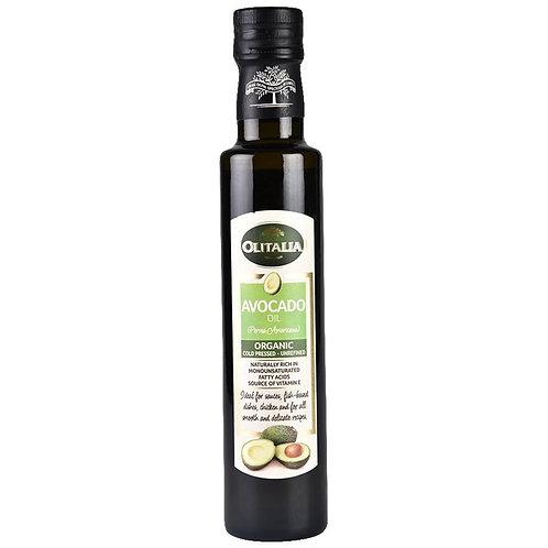 Olitalia 有機冷壓牛油果油 250 毫升 // Olitalia Organic Cold Pressed Avocado Oil 250ml