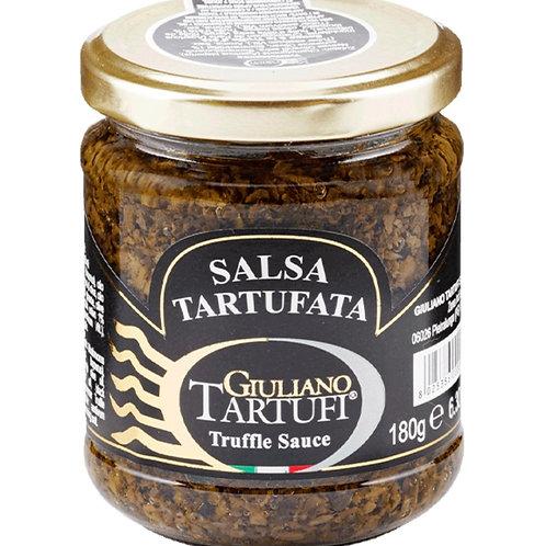 5% 意大利進口 黑松露醬 180g // 5% Italian Black Truffle Sauce 180g