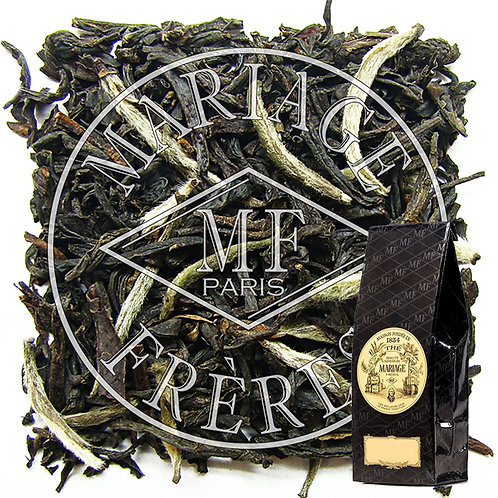 Mariage Frères - 法國瑪黑茶 袋裝 茶葉 伯爵茶 EARL GREY SILVER TIPS 100克 / 3.5安士