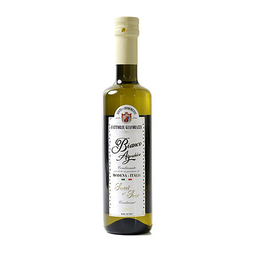 意大利白葡萄香醋 500毫升 // Italian White Balsamic Condiment (Balsamico Bianco) 500ml