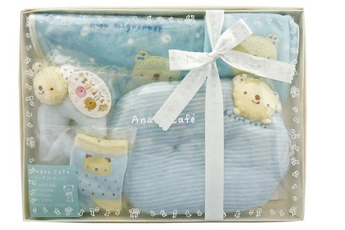 (日本製) BB 禮盒套裝 100% Cotton Baby Boy Set
