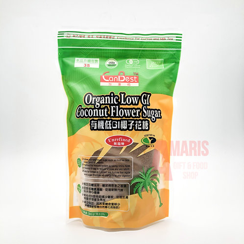 有機低GI椰子花糖 // Organic Low GI Coconut Flower Sugar
