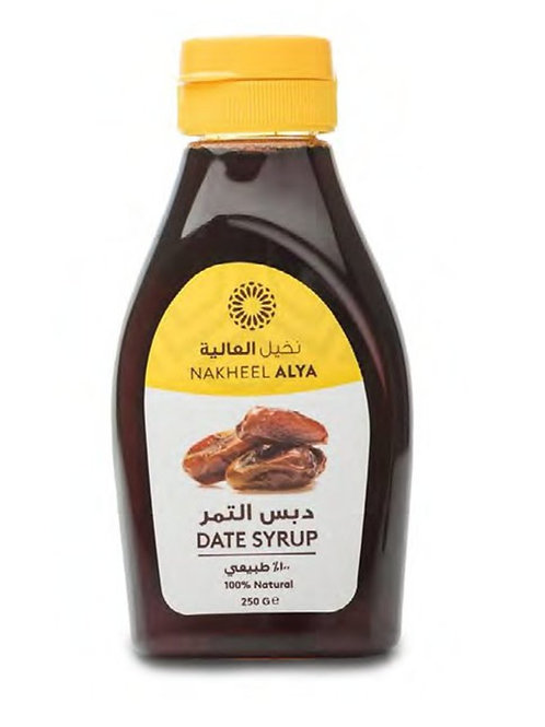 純天然中東椰棗糖醬 250克 // 100% Natural Dates Syrup 250gram