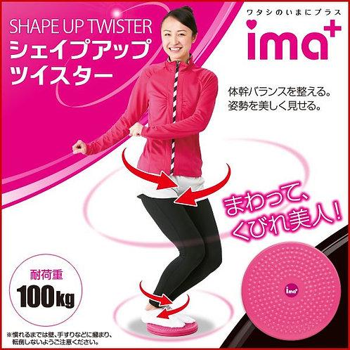 日本直送 - 瘦身轉盤 消除腰部多餘脂肪 ( 男女適用 )