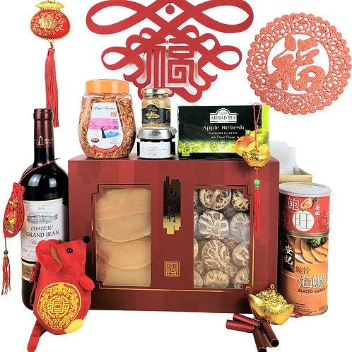 賀年禮物籃 C Chinese New Year Hamper C 連運費 Free Delivery