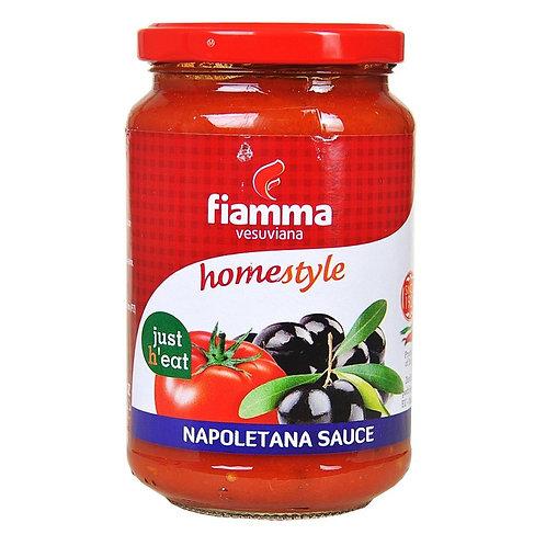 意大利 火山牌 拿坡里醬/意粉醬350克 / Spaghetti  Sauce w/ Napoletana 350gram / Tomato