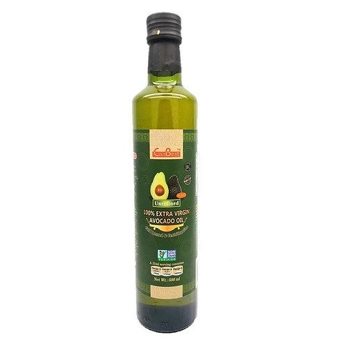 100%冷壓特級初榨牛油果油500毫升 // 100% Extra Virgin Avocado Oil 500ml