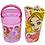 Thumbnail: (日本製) 正版 Disney 廸士尼公主印刷兒童手巾連盒