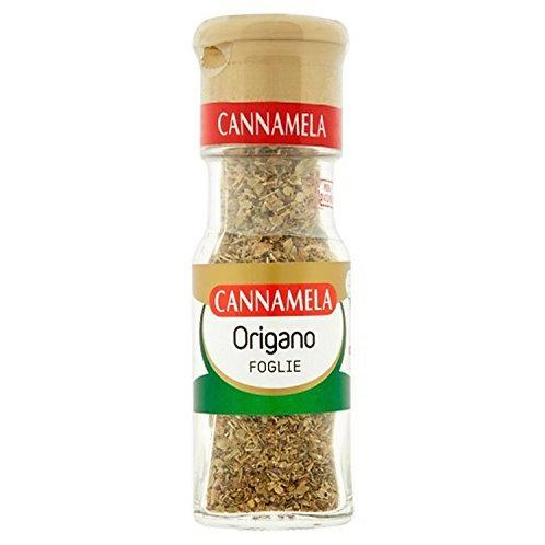 Cannamela - 意大利香草 牛至 8克 // Oregano Leaves Glass Dispenser // Origano 8 gram