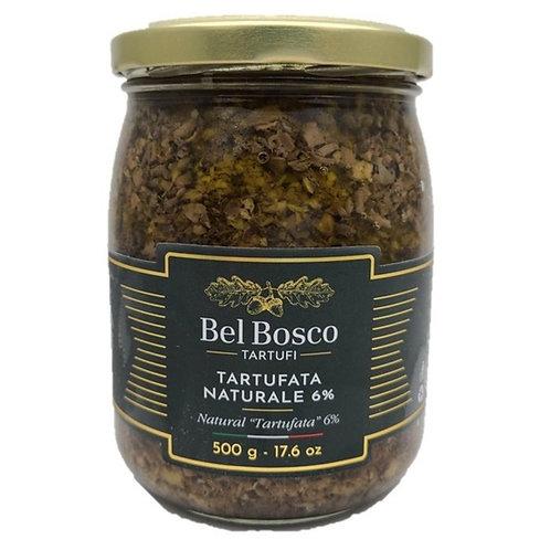 6% 意大利進口 黑松露醬 500g / Bel Bosco // 6% Italian Black Truffle Sauce 500g Bel Bosco