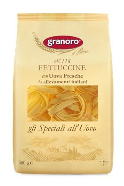 意大利闊蛋麵 500克 // Italian Fettuccine N.118 Egg Pasta Nests 500gram