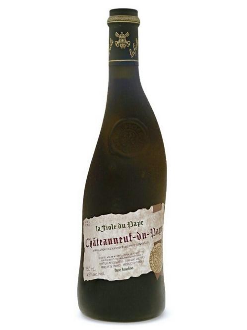 La Fiole Du Pape Chateauneuf De Pape - Red Wine