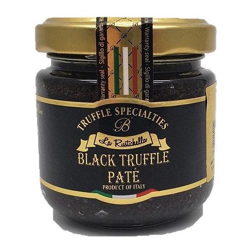 12% 意大利進口黑松露醬 80克 // 12% Italian Black Truffle Sauce 80g