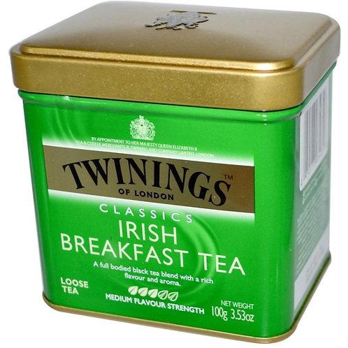 川寧 - 經典愛爾蘭早餐散茶 - 100克 (綠) // Classics Irish Breakfast Tea - 100g (Green)