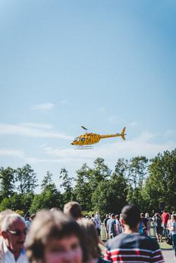 Rundflug - Flugplatzfest Sümmern