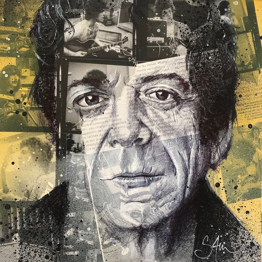 Lou Reed (vendu)