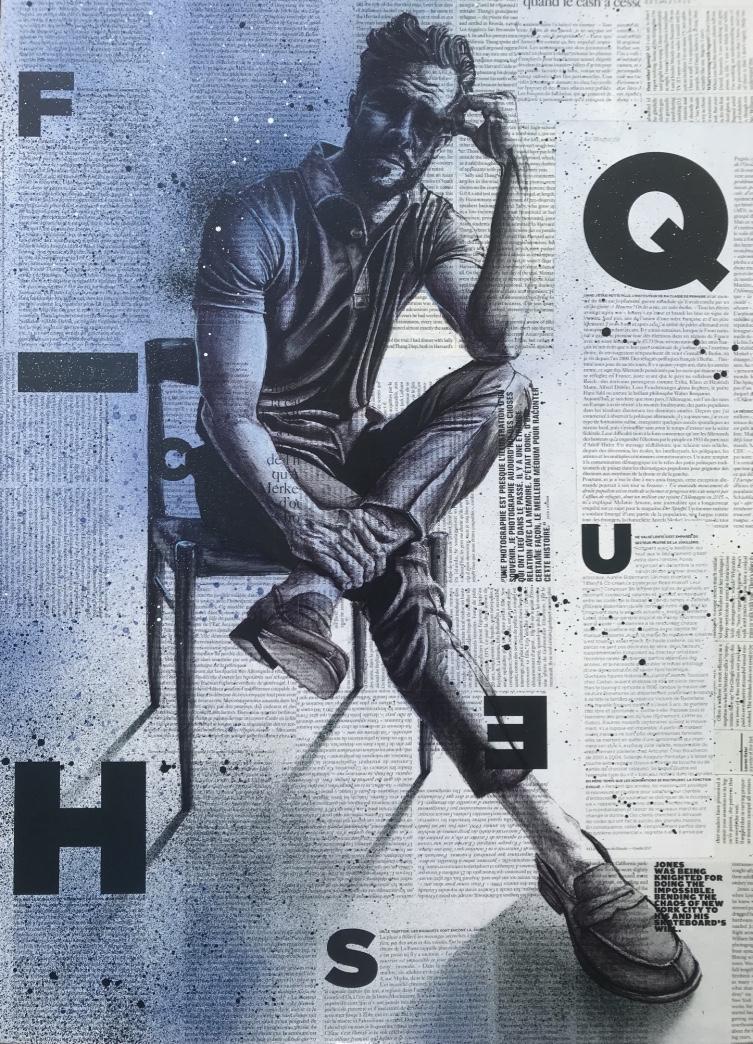 Le penseur (60x80)