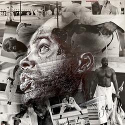Teddy Rinner(40x40) dispo en galerie