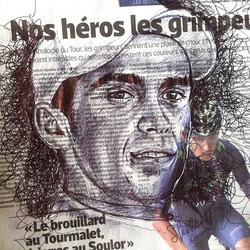 """Alberto Contador """"El pistolero"""""""