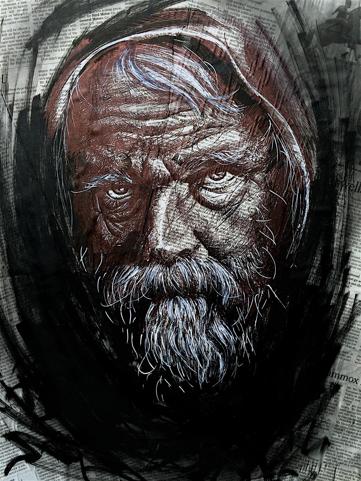 l'apôtre sans abris