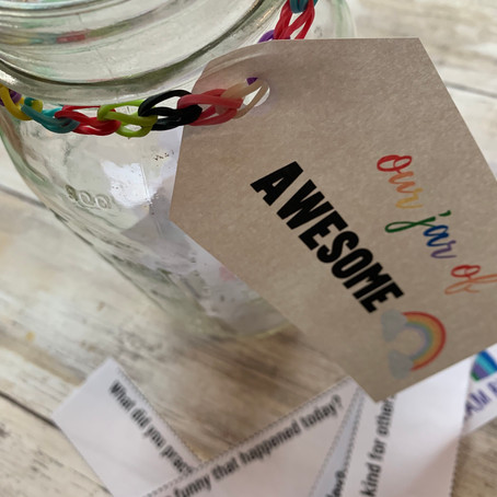 Create Your Own JAR OF AWESOME