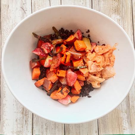 Gochujang Veggie Bowls
