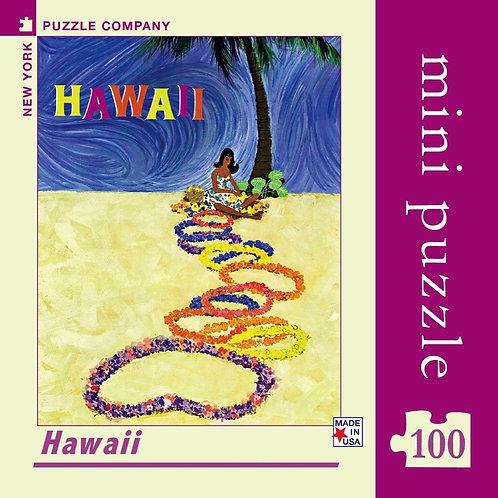 Mini Hawaii Puzzle 100 Piece