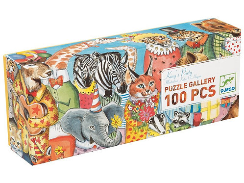 Kings Party 100 Piece Puzzle