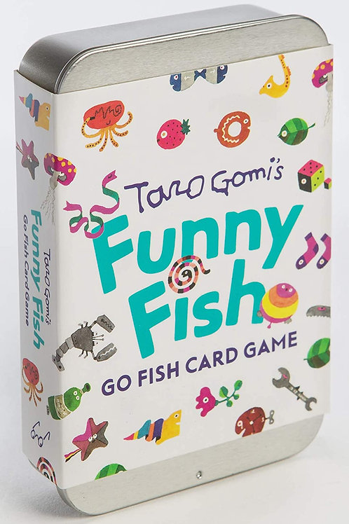 Funny Fish: Go Fish Card Game