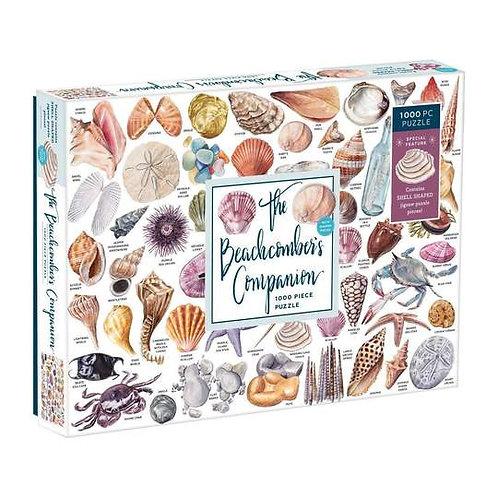 The Beachcombers Companion 1000 Piece Puzzle
