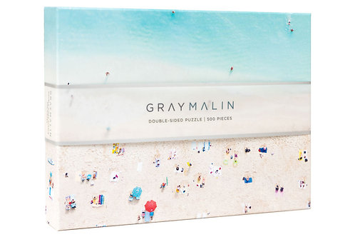 Gray Malin Hawaii Double Sided Puzzle