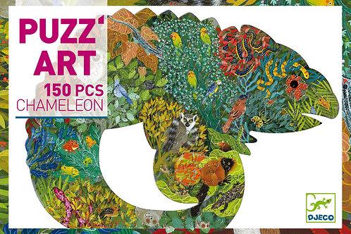 150 Piece Puzzle Art