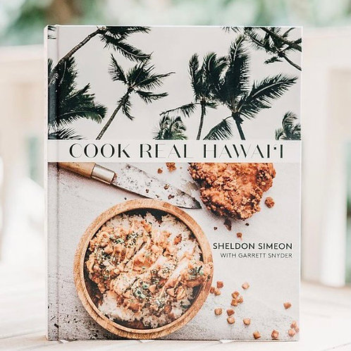 Cook Real Hawaii by Sheldon Simeon