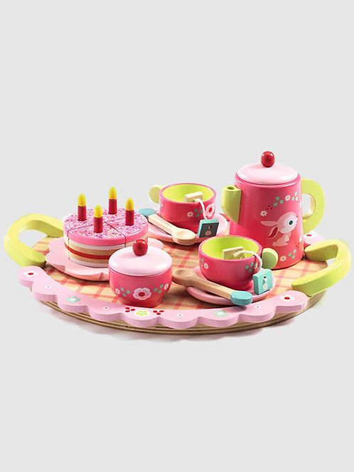 Lili Rose Tea Party Set