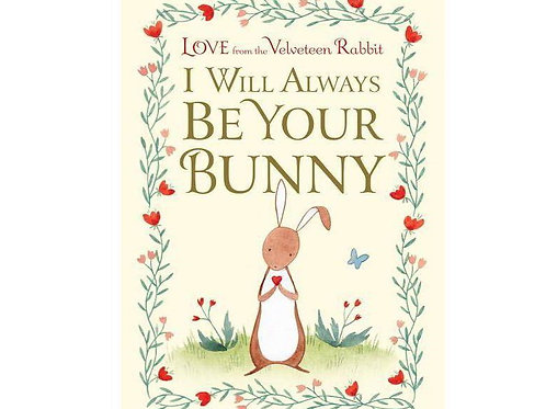 I Will Always Be Your Bunny Book