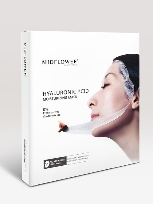 Hyaluronic Acid Moisturizing Mask/5 masks