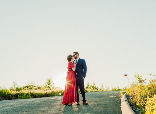 Not An Engagement Shoot | Belchertown, MA