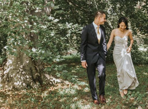 The Ceremony Lasted Four Minutes   Newburyport, MA Wedding