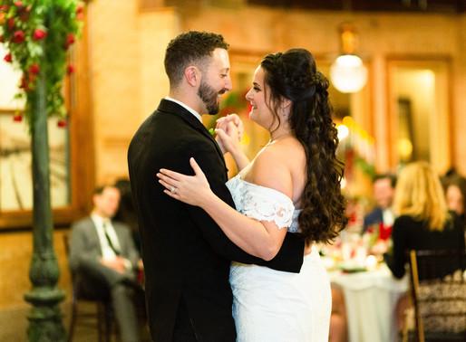 Steve & Marianne's Union Station Wedding   Northampton, MA