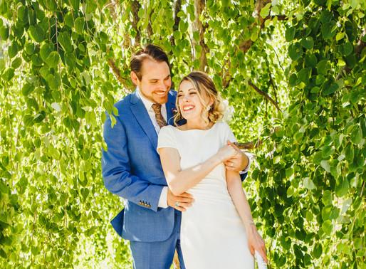 Bonnie & Kevin's Arnold Arboretum Intimate Wedding   Boston, MA