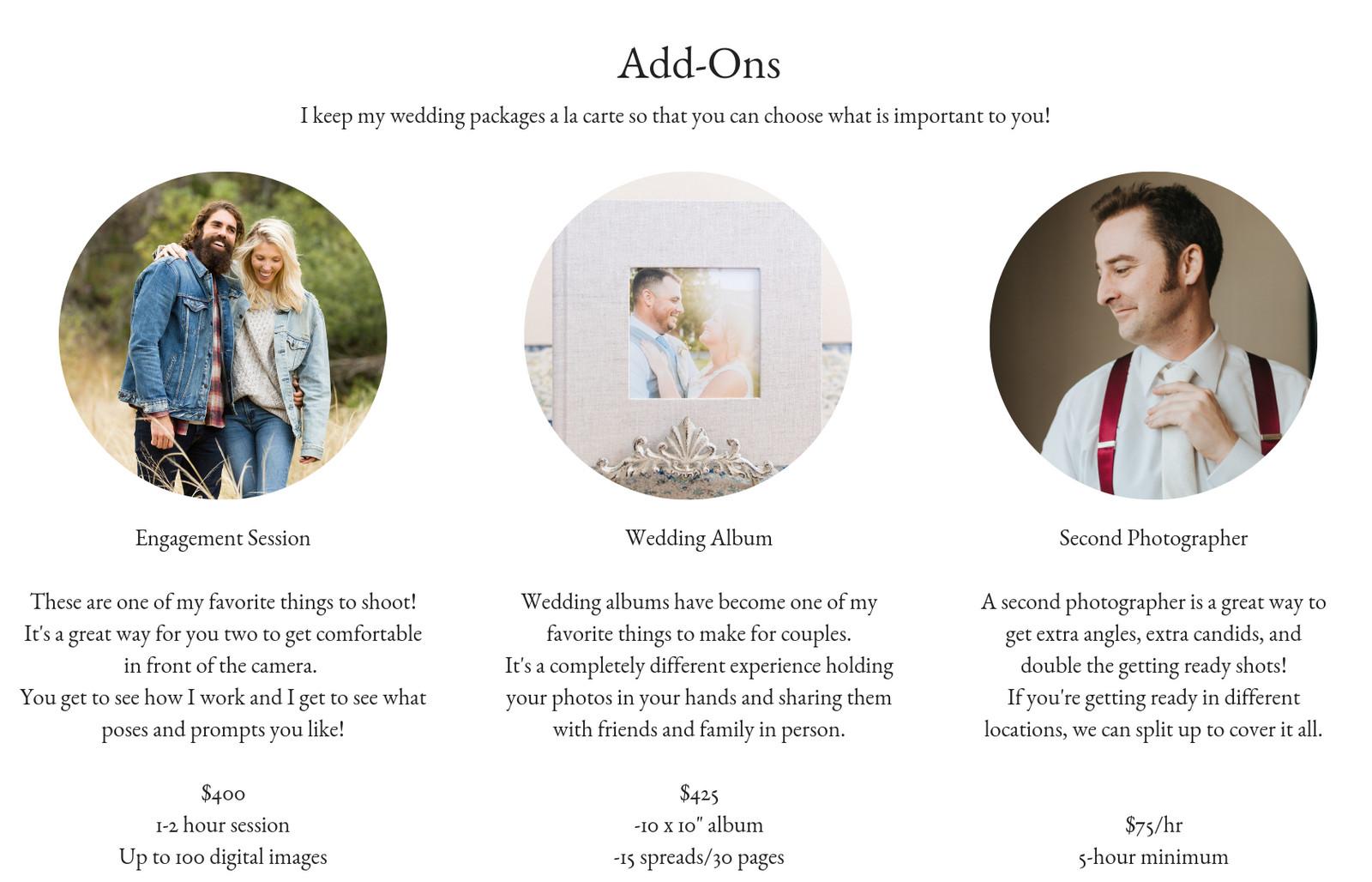 kelseyhaleymedia | Wedding Guide 18/19