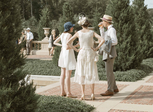 The Roaring 20's Lawn Party at Crane Estate