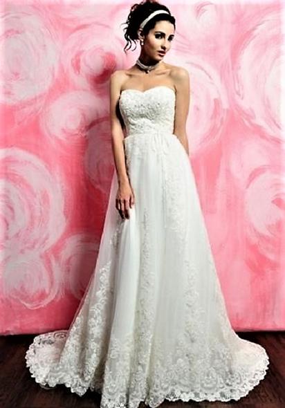 Emma/Eden Bridals 2423