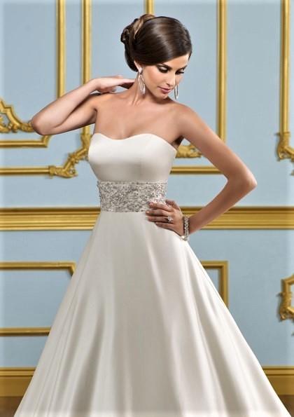 inexpensive classic wedding dresses