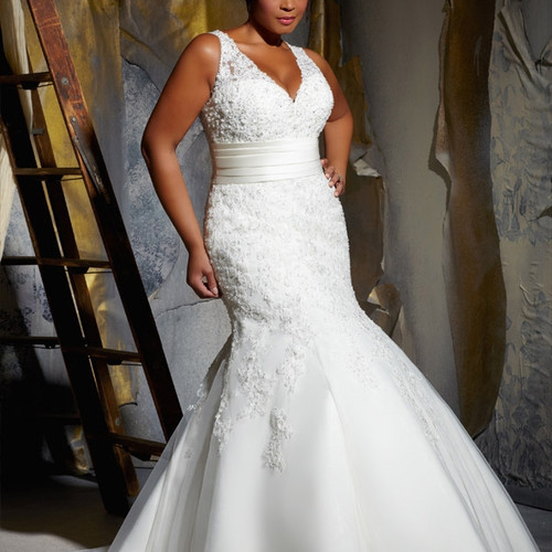 Stunning Plus Size Wedding Dresses | Bridal Outlet of America