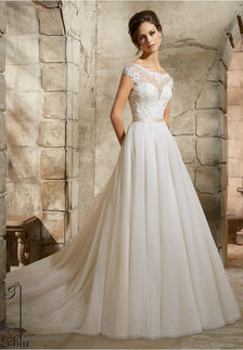 Cheap Mori Lee wedding dresses