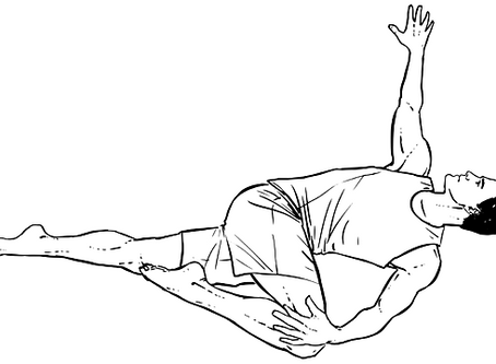 Back pain and the QL - How yoga helps.