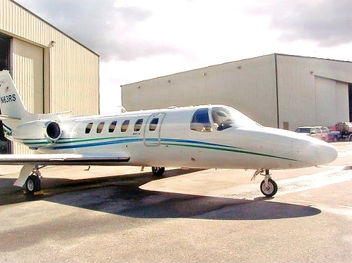 1985 Citation Super SII S550-0046 N63RS
