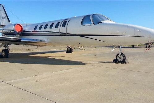 Cessna Citation 550-0697 LV-BRE
